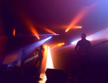 Dodatkowe wyposażenie zespołu muzycznego – oświetlenie